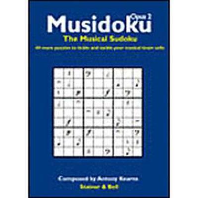 MUSIDOKU OP 2 - THE MUSICAL SUDOKU