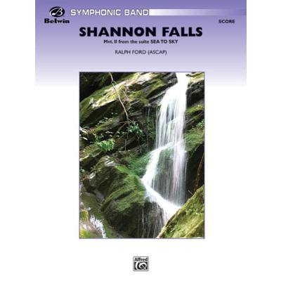 SHANNON FALLS (AUS SEA TO SKY)