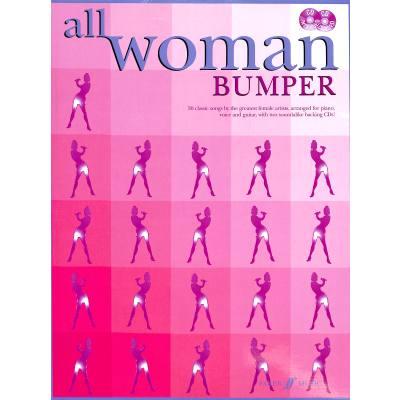 Faber Music All Woman Bumper Collection + 2cd - Pvg jetztbilligerkaufen