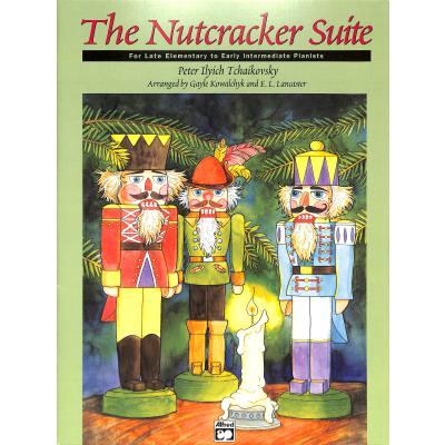 NUSSKNACKER SUITE OP 71A