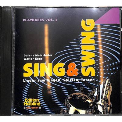SING + SWING 5