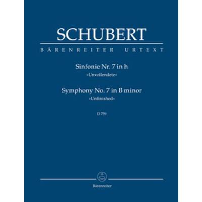 Sinfonie 7 (8) h-moll D 759 (Unvollendete)
