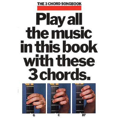 3 CHORD SONGBOOK 1