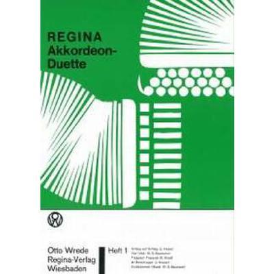 Regina Akkordeon Duette 1