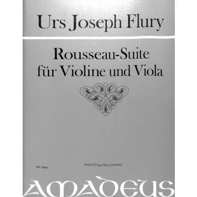 Rousseau Suite (1999)
