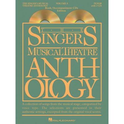 SINGER´S MUSICAL THEATRE ANTHOLOGY 5