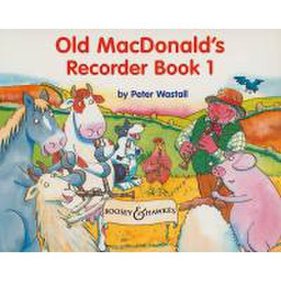 OLD MACDONALD´S RECORDER BOOK 1