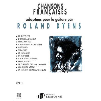 13 chansons francaises 1