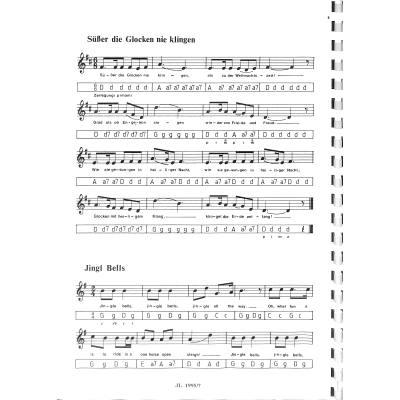 Oh Tannenbaum Gitarrennoten.Weihnachtslieder Zur Gitarre