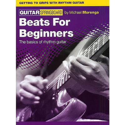 GUITAR SPRINGBOARD - BEATS FOR BEGINNERS