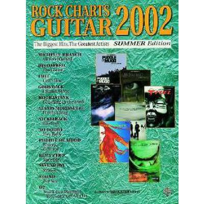 ROCK CHARTS GUITAR 2002 SUMMER