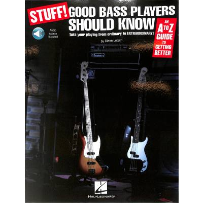 Stuff good bass players should know