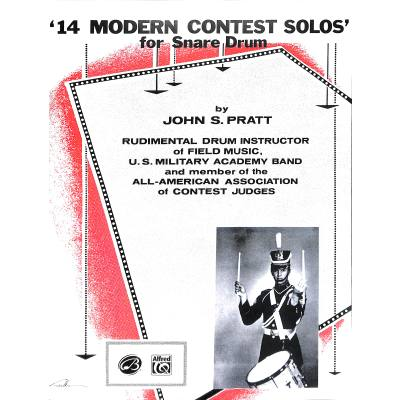 14-modern-contest-solos-for-snare-drum