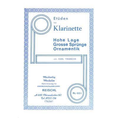 etueden-fuer-klarinette-hohe-lage-spruenge-ornamentik