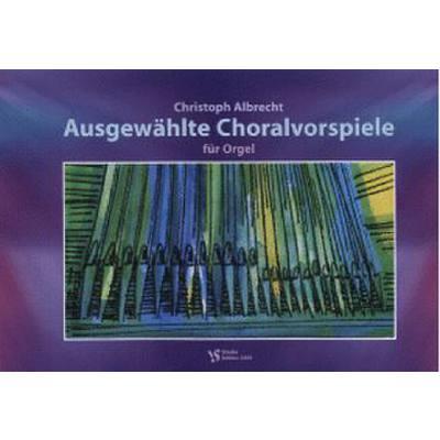 ausgewahlte-choralvorspiele-fur-orgel
