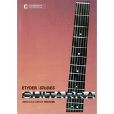 gitarre-etuden