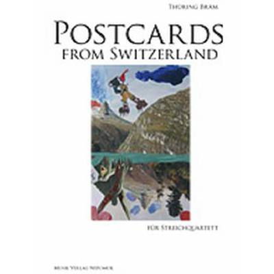 POSTCARDS FROM SWITZERLAND