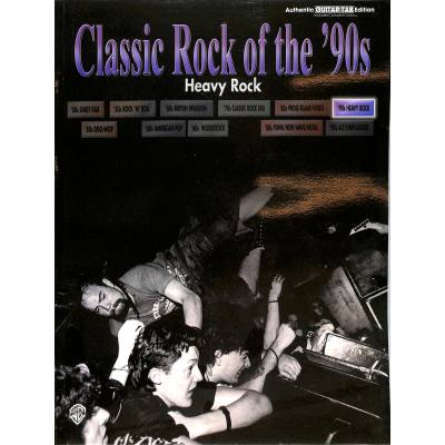 Classic Rock of the 90's - Heavy Rock