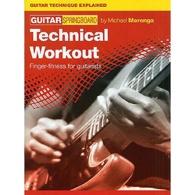 Guitar springboard - technical workout