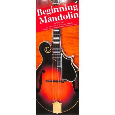 BEGINNING MANDOLIN