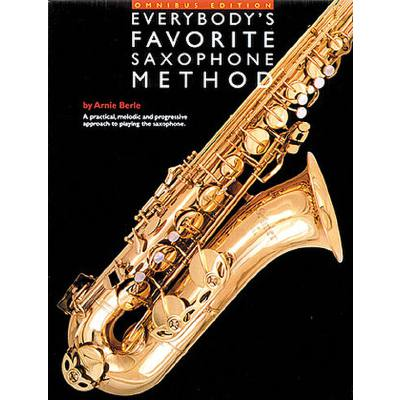 EVERYBODY´S FAVORITE SAXOPHONE METHOD