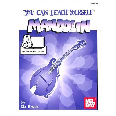 You can teach yourself mandolin