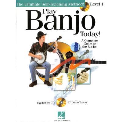 Play banjo today 1