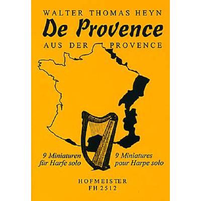 De Provence - aus der Provence
