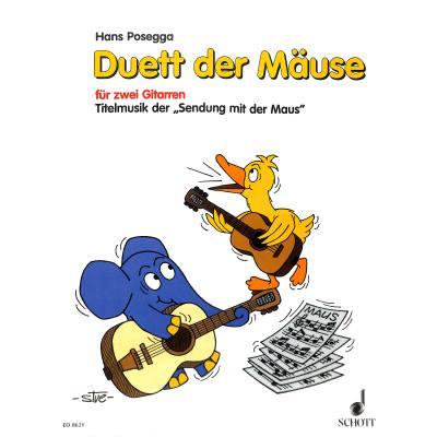 Duett der Mäuse
