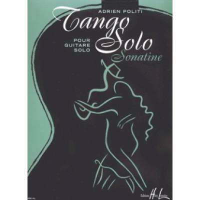 Tango Solo - Sonatine