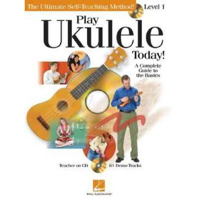 Play ukulele today 1