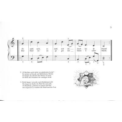 Noten Weihnachtslieder Klavier.Ihr Kinderlein Kommet Die Schonsten Weihnachtslieder