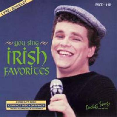 YOU SING IRISH FAVORITES