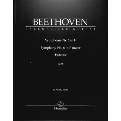 Sinfonie 6 F-Dur op 68 (Pastorale)