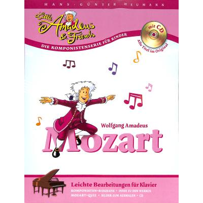 Wolfgang amadeus mozart mozart wolfgang amadeus boe7412 for Wolfgang hieber