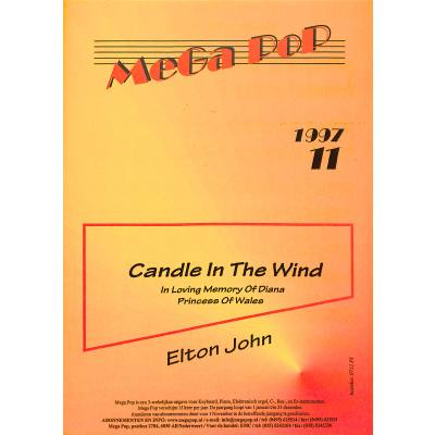 Candle In The Wind Diana