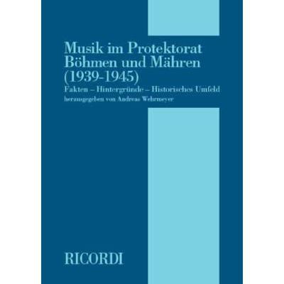 Musik im Protektorat Böhmen und Mähren (1939-1945)