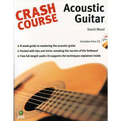 Crash course acoustic guitar