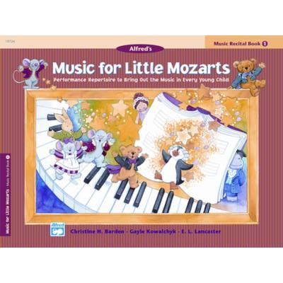 music-for-little-mozarts-music-recital-book-1