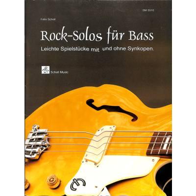 Rock Solos für Bass