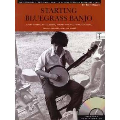Starting bluegrass banjo