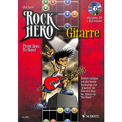 Rock hero - from zero to hero