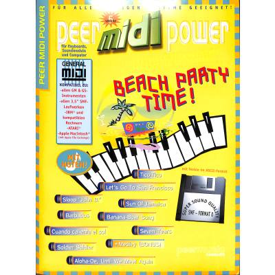 BEACH PARTY TIME