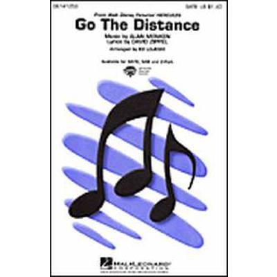 GO THE DISTANCE (DISNEY´S HERCULES)