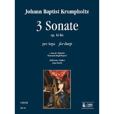 3 Sonaten op 16 bis