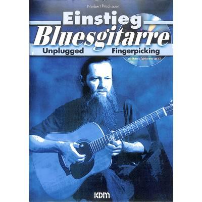 Einstieg Bluesgitarre unplugged fingerpicking