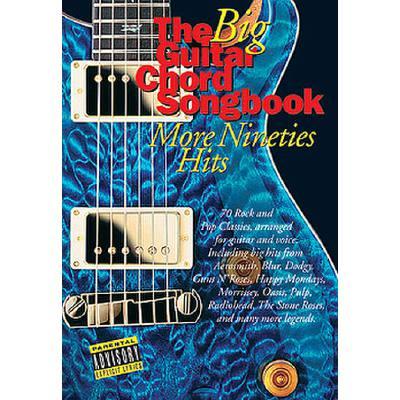 The big guitar chord songbook - more nineties hits