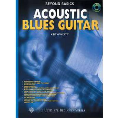 BEYOND BASICS - ACOUSTIC BLUES GUITAR