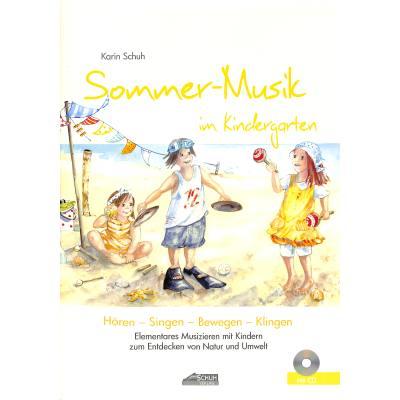Sommer musik im kindergarten schuh karin schuh311 - Angebote kindergarten sommer ...