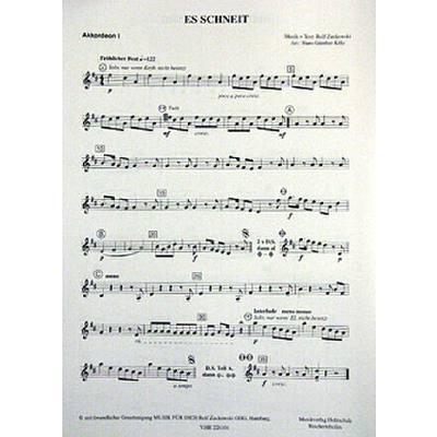Rolf Zuckowski Weihnachtslieder Texte.Weihnachten Mit Rolf Zuckowski Notenbuch De